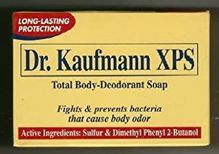 Dr. Kaufmann Xps Total Body Deodorant Soap (80 Grams)