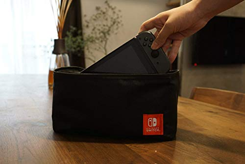 【NintendoSwitch対応】まるごと収納バッグforNintendoSwitch