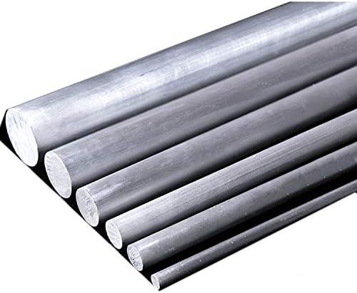 DSFHKUYB 7075 Aluminum Round Bar Lathe Rod Stock Solid BAR Mill Finish 19.68 500Mm Long 35 Mm Inch Diameter,35mm0.5m