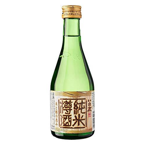 黒松白鹿 純米樽酒 [ 日本酒 兵庫県 300ml ]