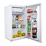 MOOSOO Compact Refrigerator, 3.2 Cu.Ft Mini Fridge with Freezer, 7...