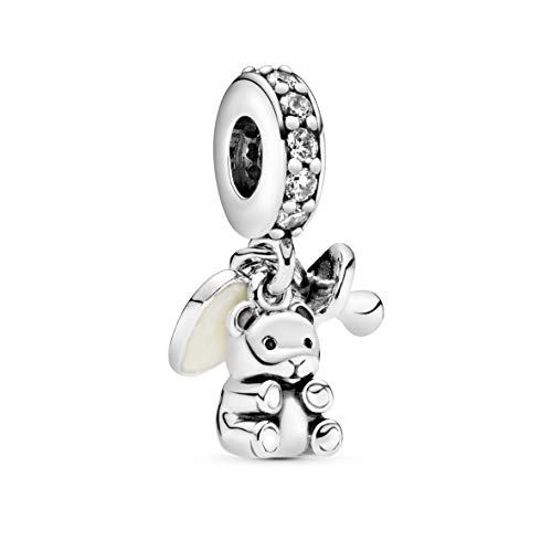 Pandora Bead Charm Donna Argento - 792100CZ