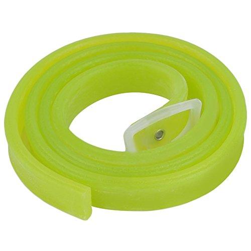 QiKun-Home Impermeable, no tóxico, sin insecticidas, Perro, Gato, repeler, garrapatas, pulgas, removedor rápido, protección para Mascotas, Collar de Cuello con Aroma, Verde