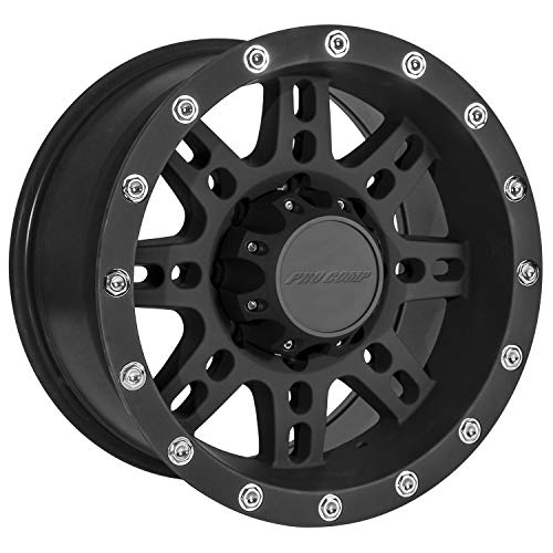 Pro Comp Alloys Series 31 Wheel with Flat Black Finish (17x9'/8x165.1mm)
