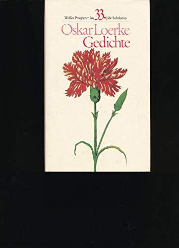 Die Gedichte. ( Weißes Programm)