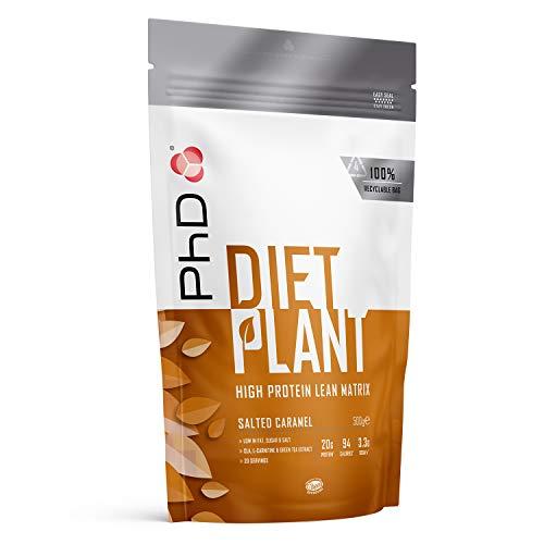 PhD Nutrition Diet Plant Protein Powder