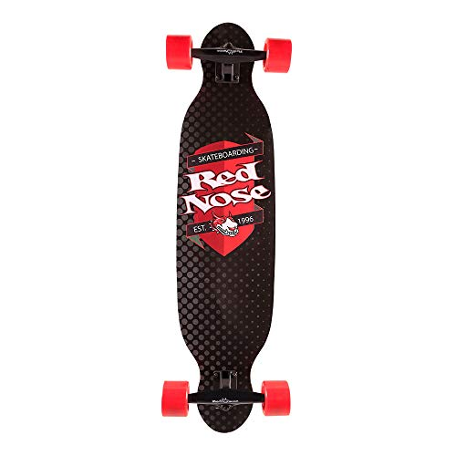 Longboard Rolamento ABEC-7 Red Nose Mess 444000