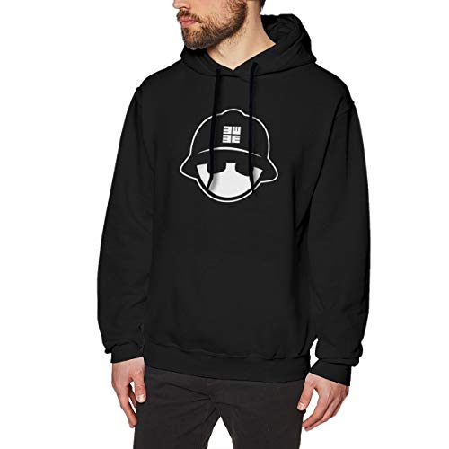 MYHL Men's Jabbawockeez Skull Beanie Hats Graphic Fashion Sport Hip Hop Hoodie Sweatshirt Pullover Tops