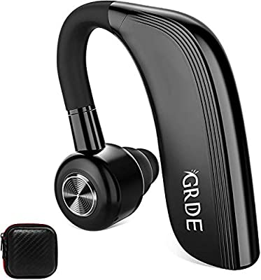 Bluetooth Headphones In-Ear Noise Cancelling Wireless Sports Earphones Slim Workout Magnetic Design Running Headphones Sweatproof 8H Playtime Wireless Earbuds Headphones with Mic for Mobile Phone by Ghead