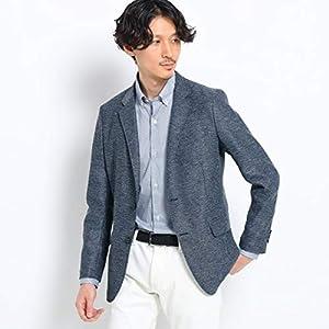 [ タケオキクチ ] テーラードジャケット 【Sサイズ?】メッシュドビージャケット 07048060 メンズ ネイビー(093) 03(L)