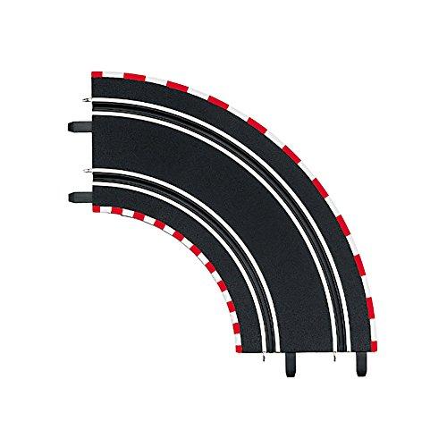 Carrera GO!!! Kurve 1/90° 2 Stück 20061603 Erweiterungsartikell