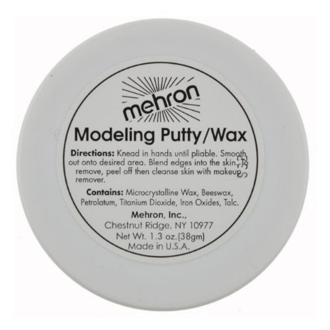 原子有名人適合しました(3 Pack) mehron Modeling Putty/Wax (並行輸入品)