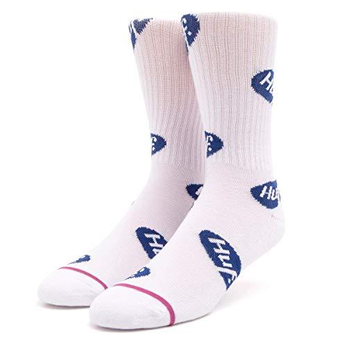 HUF Relax Sock blanco Talla única