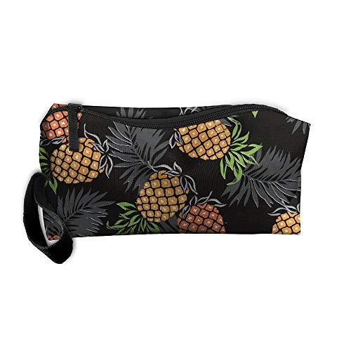 Flag Idea Reisetasche mit Streifendruck, tragbar, Nähset, Patronentasche, Kosmetiktasche, Oxford-Stoff
