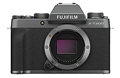 Fujifilm X-T200 Mirrorless Camera Body from FUJIFILM