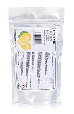 400g Citric acid - food grade!!!Top quality