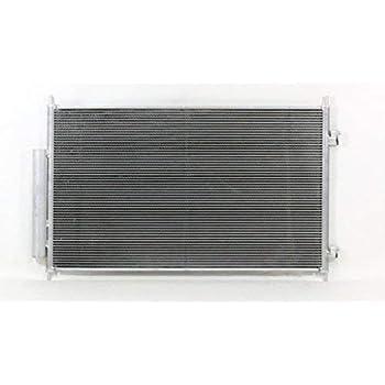 Pacific Best Inc For//Fit 4254 14-15 Lexus IS250//350 w//Receiver /& Drier Parallel Flow Construction A//C Condenser