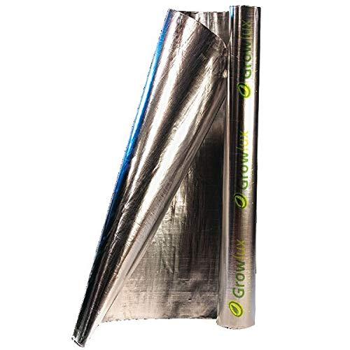 Foylon Reflective Paper 1.22 m x 60 m Roll (Anti-Detection)