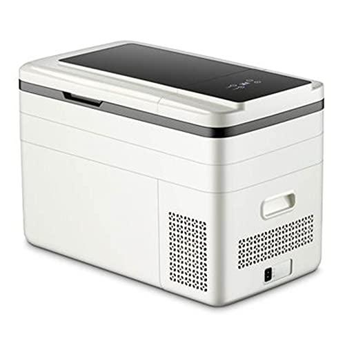 Refrigeradores de automóviles y yates, refrigeradores de control de temperatura inteligentes, refrigeradores de refrigeración rápidos, 18L, fuente de alimentación de voltaje automotriz de 12V / 24V