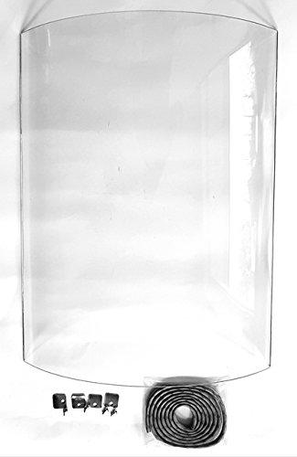 Nibe Contura Handöl Türglassatz zu 600er-Serie 391185