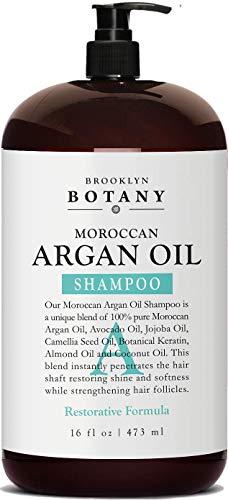 Moroccan Argan Oil Shampoo 16 fl oz - Sulfate Free -...