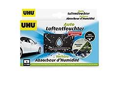 UHU 53495 Luftentfeuchter, Wiederverwendbar, Gegen