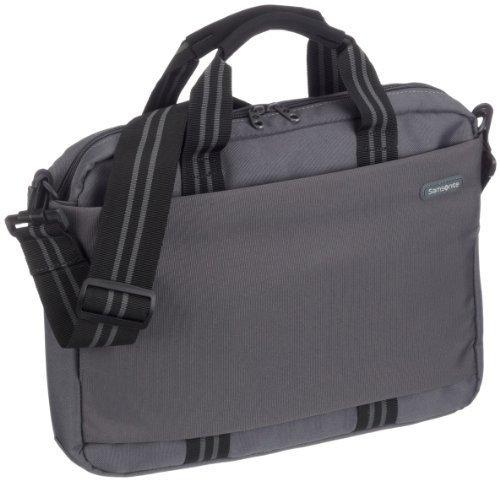Samsonite Network Laptop Bag S 14.1' Maletín Gris - Funda (Maletín, 35,8 cm (14.1'), 360 g, Gris)