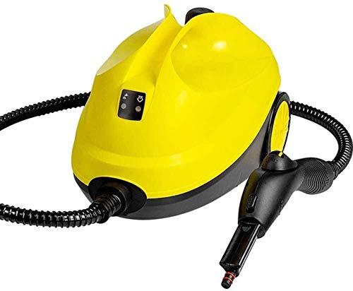 Fleißige Biene RRR 2000W Dampfreiniger Multi-Purpose Hand Pressurized Steamers Cleaners mit 12-teiliges Zubehör for die Fleckentfernung, Teppiche, Vorhänge, Bettwanzen-Steuerung, Autositze, Bodendampf