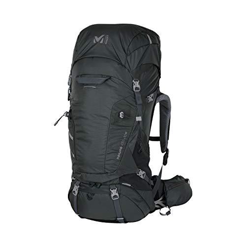 Millet – Hanang 55+10 W – Sac à Dos pour Femme – Randonnée et Trekking – Volume Extensible 55+10 L – Urban Chic (Kaki)