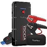 TrekPow G22 Jump Starter 1500A Avviatore Batteria Booster Auto...