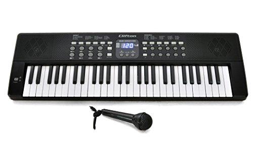 CLIFTON Einsteiger-Keyboard SLM37