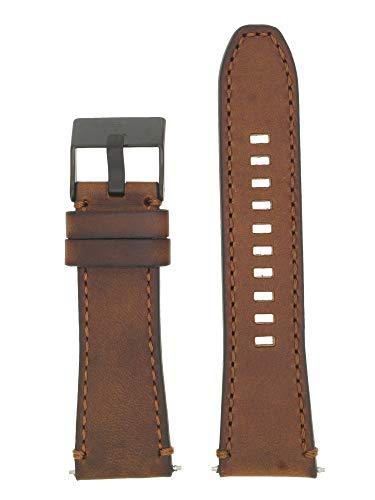 Diesel LB-DZ7417 - Correa de repuesto para reloj (piel, 26 mm), color marrón