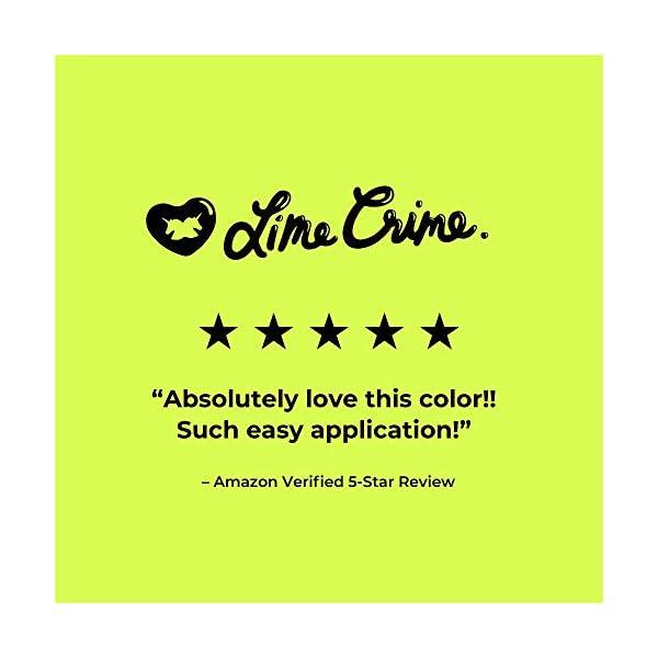 Lime Crime Unicorn Hair Tint, Gargoyle - Deep Stone Grey Fantasy Hair Color - Ultra-Conditioning, Semi-Permanent, Damage… 4