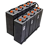 Bateria Solar Estacionaria Cpzs 930Ah Alta duracion 1 Vaso 2V