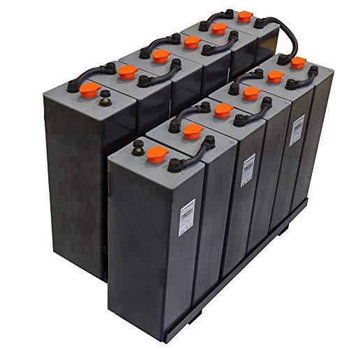 Baterías Cpzs 750A 2V Para Instalacion Solar 6 Vasos 12V