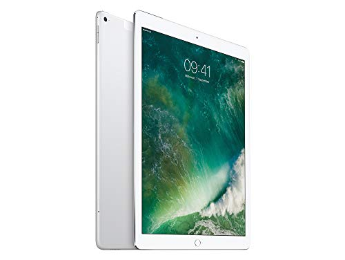Apple iPad Pro 12.9' 128GB Wifi Cellular 4G ML3N2B/A - Silver - Unlocked