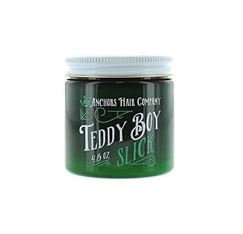 Anchors Hair Company Teddy Boy Slick Oil Based Classic Pomade (4.5 Ounce)