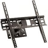 CEKATECH Support TV Mural Type Fixe pour TV LED, LCD, OLED, de 26 à 55 Pouces...