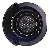 COLA Braciere per Stufa pellet Diametro superiore 14,50 cm Altezza 8 cm