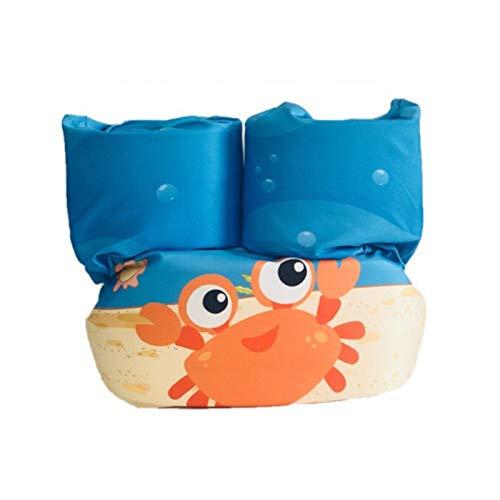 ZIJ Agua Entretenimiento Productos de Seguridad Vestir Chaleco de Vida Nadar bebé Nadar Flotador Natación Piscina Infantil Niño Life Chaqueta Builancía Chaleco (Color : 1)