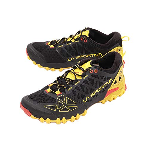 LA SPORTIVA Bushido II Black Yellow 43