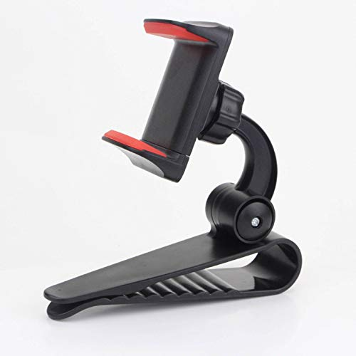 N-B Car Phone Holder, Car Navigation Holder, Snap-on Holder In The Car, Suitable For iPhone 12 Mini, 12 Pro MAX, XR, X, 8, 7, 6S, Samsung S10, Universal 360 Rotating Stand For Smartphones