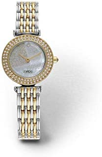 زايروس ساعة رسمية نساء انالوج بعقارب خليط معدني - ZY0019