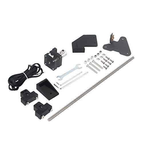 CHPOWER Ender 3 Dual Z Axis Kit, Aluminium Lead Screw Dual Z Stepper Motor Upgrade Kit for Creality Ender 3, Ender 3 Pro, Ender 3 V2 3D Printers