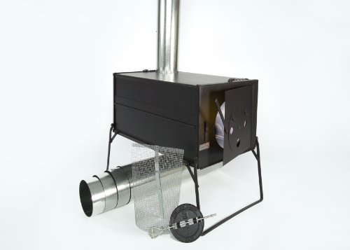 Uncompahgre Collapsible Pack Stove
