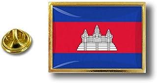 Spilla Pin pin's Spille spilletta Giacca Bandiera Distintivo Badge Cambogia