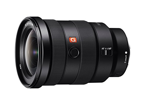 Sony FE 16-35mm f/2.8 GM Full-Frame, Gran Angular, Zoom (SEL1635GM), Negro