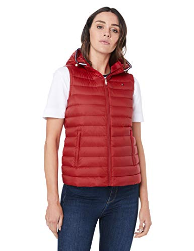 Tommy Hilfiger Dames Th Essential Lw Dwn Pack Vest Jas