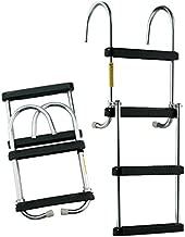Garelick 12350-21 Folding Pontoon Ladder