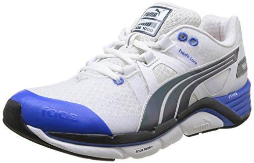 Puma Faas 1000 v1.5 - Zapatillas de running de material sintético para hombre, color blanco, talla 41